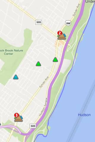 LIGHTS OUT! Hundreds Without Power In Englewood Cliffs, Fort Lee