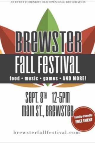 Family Friendly Fun Event Set For Brewster's Historic Main Street