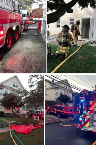 Photos: Stamford Kitchen Fires Causes Thousands Of Dollars In Damage