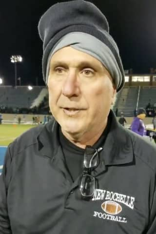 Reassigned New Rochelle HS Coach Says He Won't Be On Sideline For State Football Final