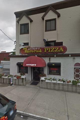 Armed Robber Spots Police Officer Inside Restaurant, Flees Scene