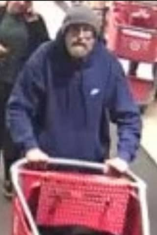 Man Wanted For Stealing $300 Vacuum From Target In Suffolk County