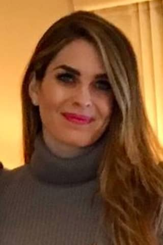 Greenwich's Hope Hicks Will Return To White House As Aide To Trump Son-In-Law Jared Kushner