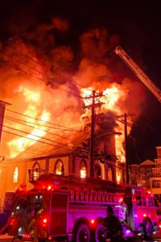 Historic Elizabeth Church Destroyed By Fire 'But Believers Go Forth'
