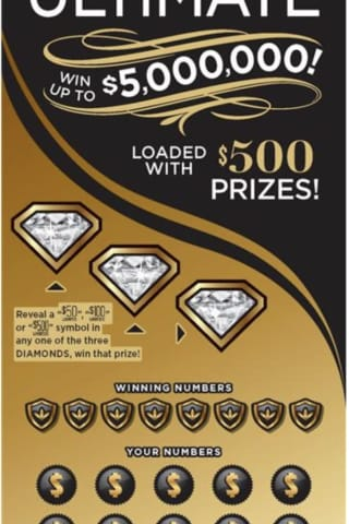 Danbury Man Hits $100K In Lottery Scratch-Off Game