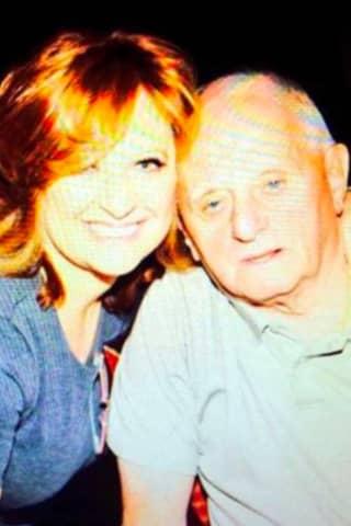 'RHONJ' Cast Members Dina, Caroline Manzo Mourn Dad's Death
