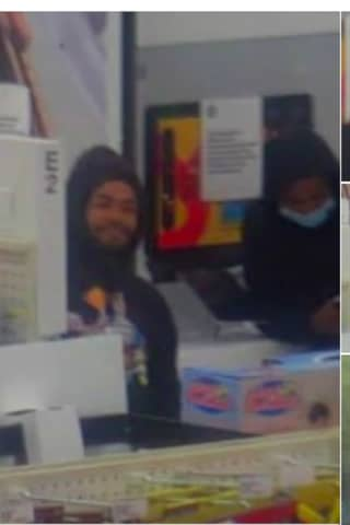Police Seek To ID Duo Wanted For Larcenies In Westchester
