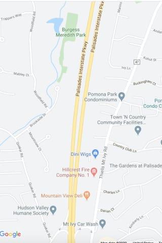 Body Found Alongside Palisades Parkway In Pomona