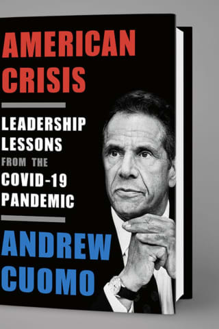 COVID-19: Cuomo To Publish Book On Pandemic Amid Blistering Attacks On Trump In DNC Speech