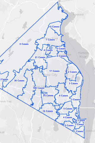 COVID-19: Clusters Increase In Orange, Rockland; New Breakdown By Towns