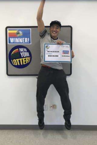 Long Island Man Wins $3M NY Lottery Scratch-Off Prize