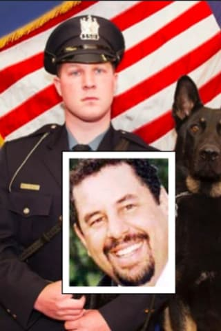 Name Of Man Who Died In 9/11 Attacks Lives On Through New Secaucus Police K9