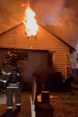 Numerous Pets Rescued After House Fire Breaks Out In Fairfield County