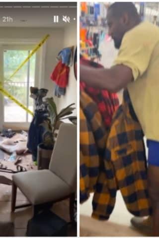 Ex-Eagles WR Freddie Mitchell Goes To Walmart In Underwear After MontCo House Rescue