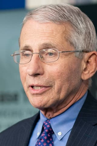 COVID-19: Dr. Fauci To Join Gov. Lamont During Live CT Briefing Monday Afternoon