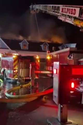 Human Remains Found In Fire Wreckage