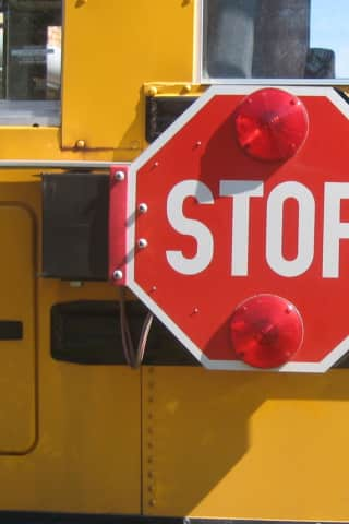 Kids OK After Special Needs School Bus Driver ODs Behind Wheel, Crashes In Newark