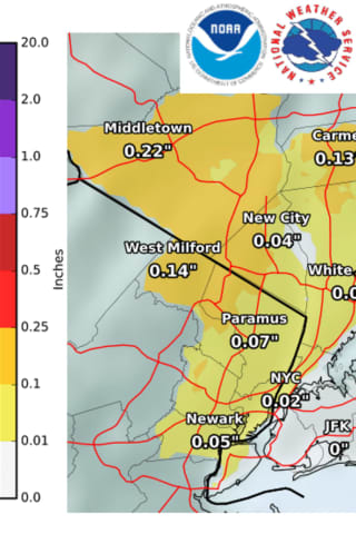 Nor'easter: Sleet, Freezing Rain Combo – Not Snow – Will Be The Problem In North Jersey