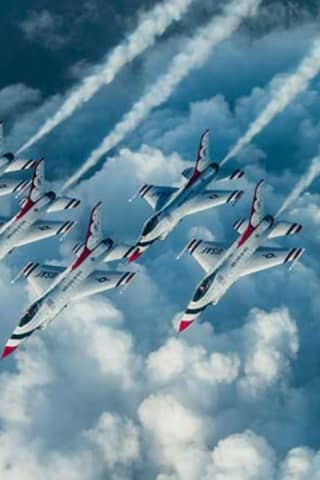 NY Air Show Coming To Area This Weekend