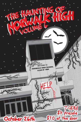 Norwalk High School's Haunted House Returns For Halloween Season