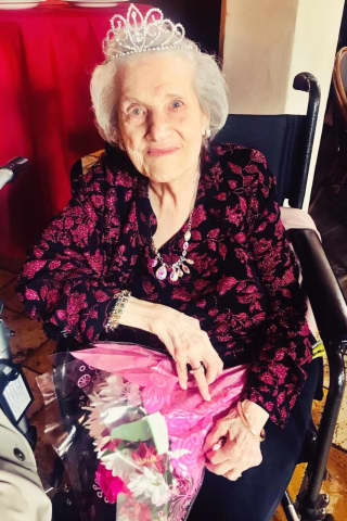 Saddle Brook Grandmother Celebrating Centennial Reveals Secret To Longevity