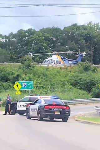 ALERT: Route 80 East Closed In Morris After Multi-Vehicle Crash Rollover