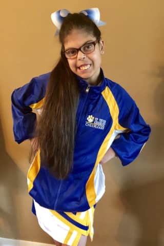 Lyndhurst High School's First Special Needs Cheerleader Brings Important Quality To Squad