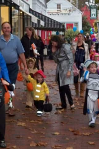 Monsters Can March In Westport For Annual Children's Halloween Parade