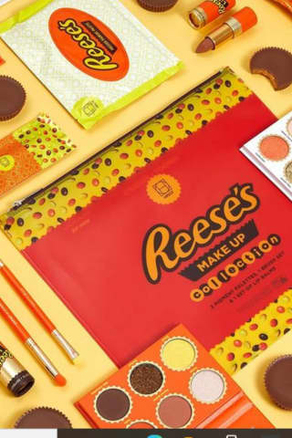 DO NOT EAT: Reese's Launches Makeup Line