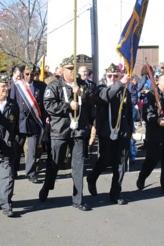 Love A Parade? Suffern To Mark Veterans Day In Style