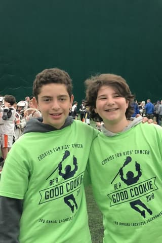 Westchester High School Students Prove To Be 'Good Cookies' For Charity