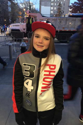 Mahopac Dancer Performs At Macy's Thanksgiving Day Parade