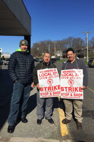 Workers Worry About Paying Bills As Stop & Shop Strike Hits Day Six
