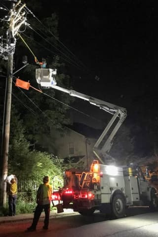 Isaias New Power Outage Update For Dutchess, Ulster, Sullivan: These Communities Most Affected