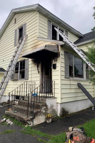 Dog Killed In Massachusetts House Fire
