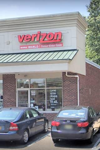 Montvale PD: Detectives Nab Verizon Store Robber