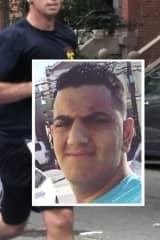 """Marinus """"Matt"""" Lalumia / INSET: Ibrahim Jadallah"""