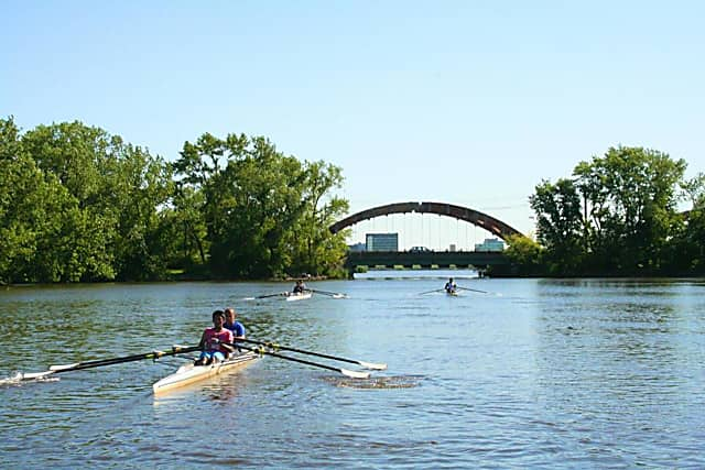 Learn To Row At Overpeck County Park In Leonia | Fort Lee