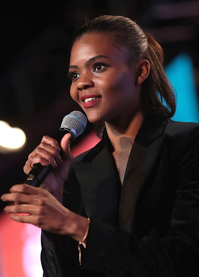 Gunman Reportedly Cited Stamford Hs Grad Candace Owens -2162