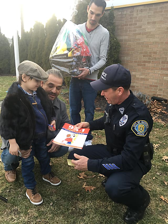 Speed Training Help Garfield Police Officer Save 5 Year Old Boy S Life Garfield Lodi Daily Voice