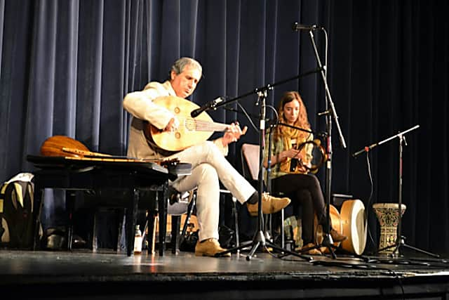 John Jay High School Features Lebanese Music Workshop | Lewisboro