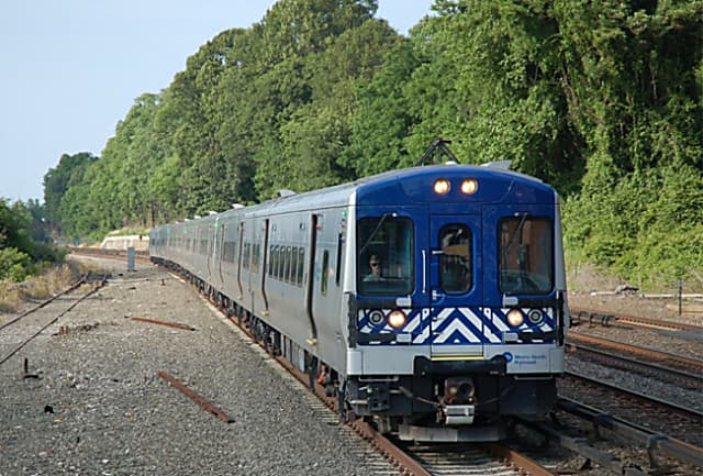 Man Struck, Killed By Metro-North New Haven Line Train