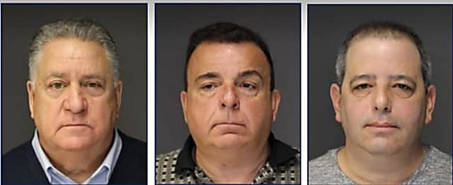 John andriello arrested for sports betting