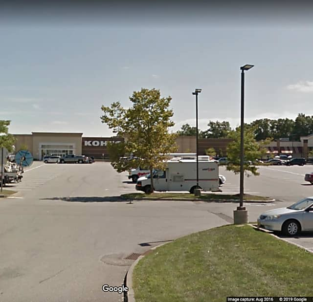 Man Charged With Shoplifting At Area Kohl's | East Dutchess Daily Voice