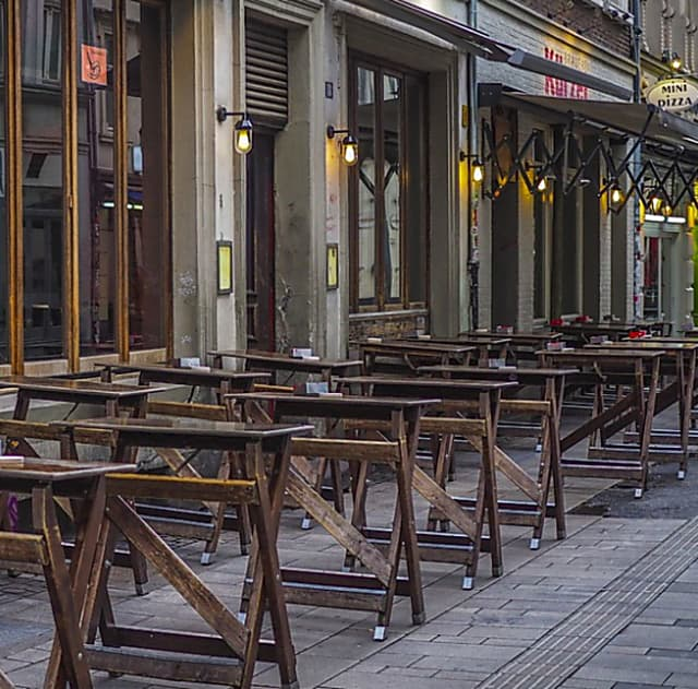 COVID-19: New Data Reveals Staggering Number Of Restaurant