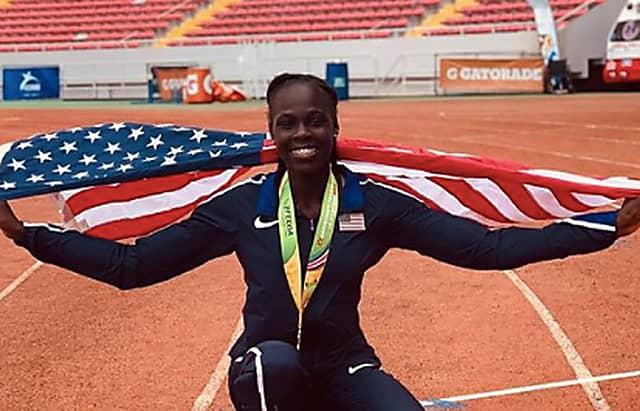 NJ Teen Makes History Winning 1st Gold At Tokyo Olympics - Fair Lawn-Glen Rock Daily Voice