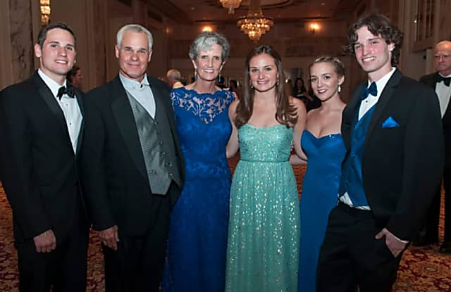 Greenwich's Hannafin Receives Lifetime Achievement Award