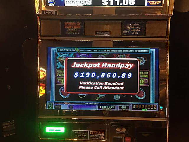 niagara falls new casino Slot Machine