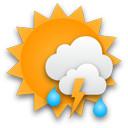 Slight Chance Thunderstorms