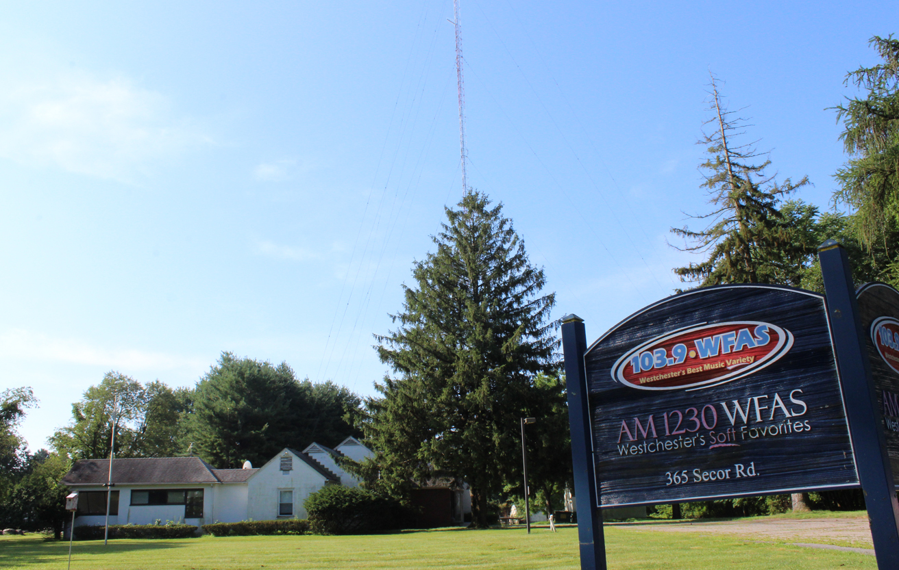 Cumulus selling Bronxville radio station, keeping WFAS for